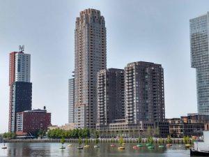 boston seattle towers rotterdam kop van zuid achitecture