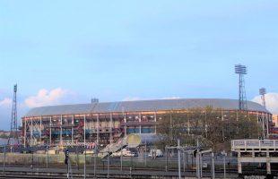 de kuip feyenoord feijenoord sttadion stadium rotterdam architecture